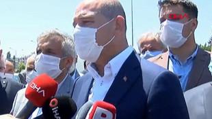 Bakan Soylu: O haberi duyunca başıma ağrı girdi