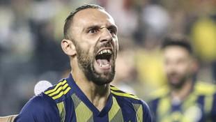 Fenerbahçe'nin yıldızı Vedat Muriqi resmen Lazio'da!