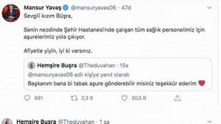 Mansur Yavaş'ın aşure gönderdiği hemşireye cinsel saldırı tehdidi