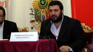 ''Vahdeddin'in mezarı Türkiye'ye getirilsin''