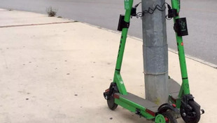 Elektrikli scooterlar hem plaka hem zam!