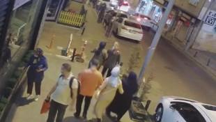 İstanbul'da ''yuh'' dedirten hırsızlık kamerada!
