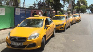 Taksi şoförleri için puan sistemi geliyor