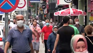Zonguldak'ta 4 günlük bayram sürecinde 78 yeni vaka