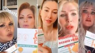 ''Koronavirüse karşı korur'' diyerek ürün tanıtan ünlülere para cezası