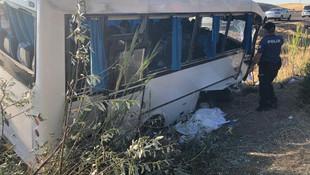 ASELSAN personeli kaza yaptı: 1 ölü, çok sayıda yaralı var!