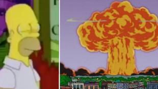 Kehanetleriyle ünlü Simpson, Beyrut patlamasını da mı bildi?