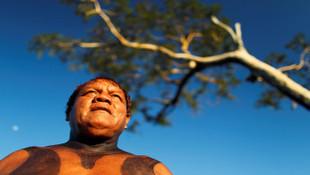 Amazon kabilesinin şefi koronadan öldü
