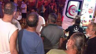 İstanbul'da korku dolu gece