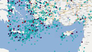 Antalya için deprem uyarısı! 6 ilçede daha çok hissedilecek