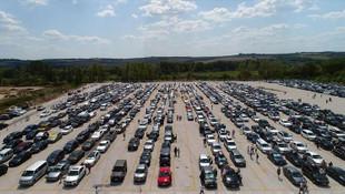 İşte model model 2020'nin en çok satan arabaları