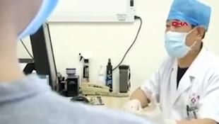 Penisinden 29 adet bilye çıktı