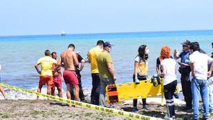 7 yaşındaki çocuk serinlemek için girdiği denizde boğuldu