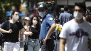O ilde maske takmak ve asker uğurlama törenleri yasaklandı