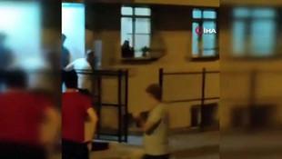 İstanbul'da dehşet gecesi: ''Beni öldürüyor yetişin!''