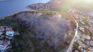 Kaş'ta ''tam da otellik yanan'' arazi imara açıldı!