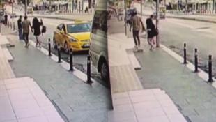 İstanbul'da sokak ortasında tecavüz girişimi!