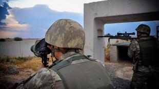 Fırat Kalkanı bölgesinde 2 PKK'lı yakalandı