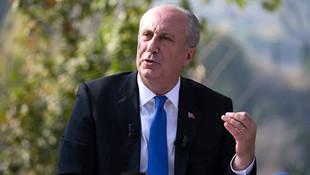 Muharrem İnce: Saray'a giden CHP'linin kim olduğunu biliyorum