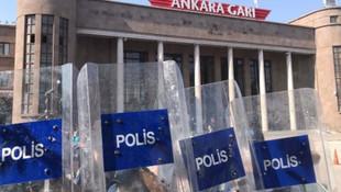 Ankara'da 1 Eylül eylemine polis engeli