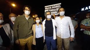 Barış Pehlivan, Murat Ağırel ve Hülya Kılınç özgürlüklerine kavuştu