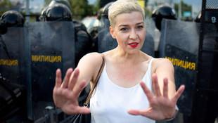 Belaruslu muhalif siyasetçi: Başıma çuval geçirip...