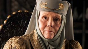 Game of Thrones'un Lady Tyrell'i yaşamını yitirdi