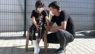 Yunan askeri, 8 yaşındaki Suriyeli çocuğu vurdu