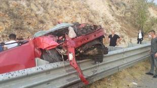 Ankara'da kahreden kaza! 3 kardeş hayatını kaybetti