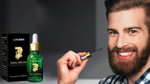 Sakal serumuyla güçlü sakallar