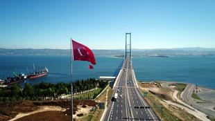Sadece Osman Gazi Köprüsü'ne 6 ayda kişi başı 21 lira ödedik
