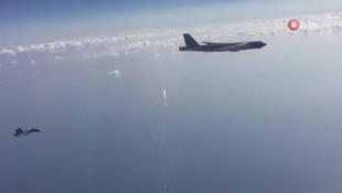 Karadeniz'de ABD ile Rus uçakları karşı karşıya geldi