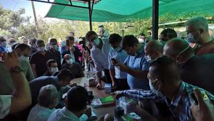 Halk Cengiz Holding'i durdurdu