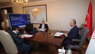 Bakan Çavuşoğlu: Kovid-19 zayıf noktaları gösterdi