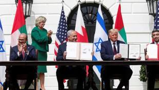 Beyaz Saray'da Filistin'i yok sayan anlaşma!