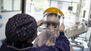 İşte Ankara'da koronavirüse yakalanan sağlık çalışanı sayısı