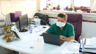 Prof. Dr. Necmettin Ünal koronavirüs aşısı için gönüllü oldu
