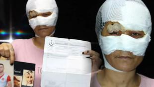 Metruk evde 2 çocuk annesi kadına işkence ve tecavüz!