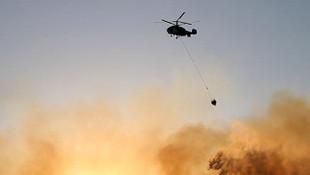 Antalya'da korkutan orman yangını!