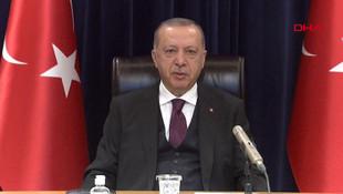 Erdoğan: ''2053 için şimdiden bismillah demeliyiz''