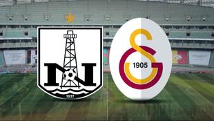 Neftçi Bakü - Galatasaray maçı  hangi kanalda, saat kaçta?