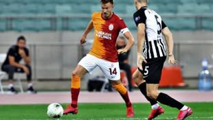 Galatasaray, Türkiye tarihine geçti