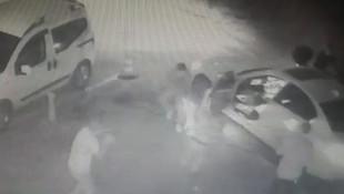 Eski kulüp başkanına silahlı saldırı kamerada! Çelik yelek hayatını kurtardı