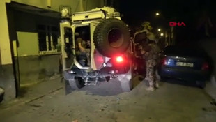Adana'da şafak operasyonu: 23 kişi gözaltına alındı