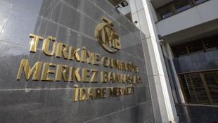 Merkez Bankası yıl sonu dolar ve enflasyon beklentisini yükseltti