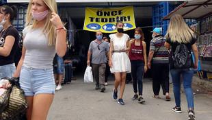 Bulgar turistlerden Türkiye'nin korona tedbirlerine övgü