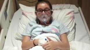 13 yaşındaki korona hastasından videolu uyarı!