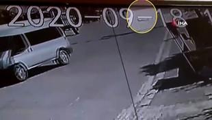 Minik Davut'un kahreden ölümü! Saniye saniye kaydedildi