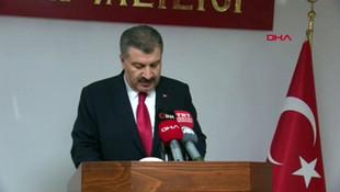 Sağlık Bakanı Koca: İzmir'de vaka sayısı yüzde 42 arttı