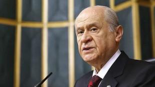 Bahçeli'den çok sert ''Türk Tabipler Birliği'' açıklaması